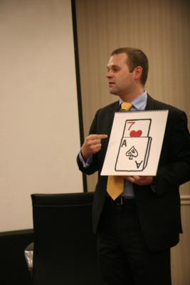 Dennis Watkins | Chicago, IL | Magician | Photo #7