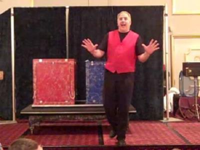 James Jensen | Roselle, IL | Magician | Photo #1