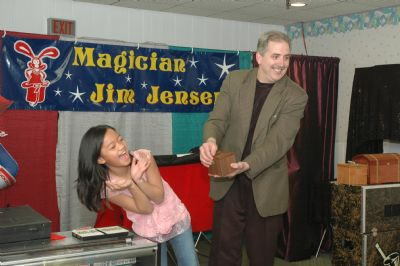 James Jensen | Roselle, IL | Magician | Photo #4