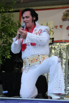 Greg Jaqua (available with or without live band) | Allen Park, MI | Elvis Impersonator | Photo #23