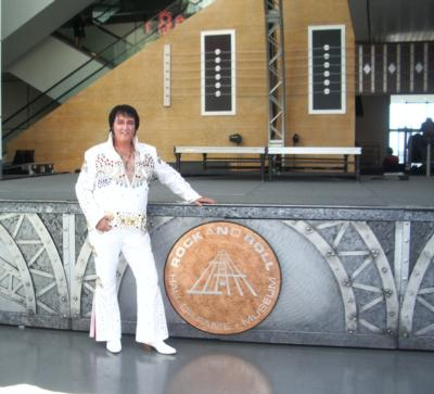 Greg Jaqua (available with or without live band) | Allen Park, MI | Elvis Impersonator | Photo #1