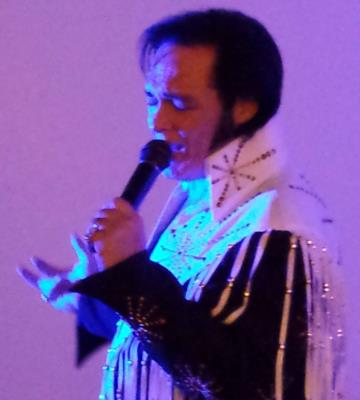 Greg Jaqua (available with or without live band) | Allen Park, MI | Elvis Impersonator | Photo #16