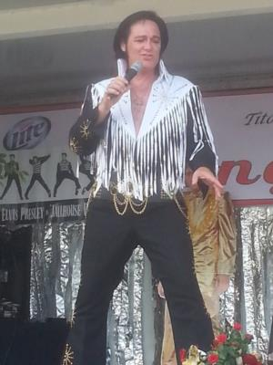Greg Jaqua (available with or without live band) | Allen Park, MI | Elvis Impersonator | Photo #5
