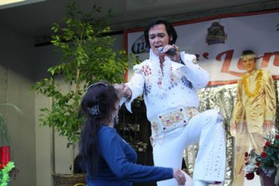Greg Jaqua (available with or without live band) | Allen Park, MI | Elvis Impersonator | Photo #4