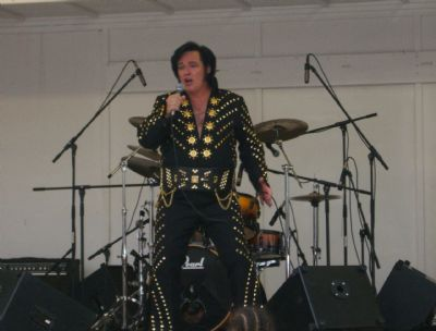 Greg Jaqua (available with or without live band) | Allen Park, MI | Elvis Impersonator | Photo #8