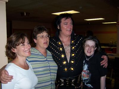 Greg Jaqua (available with or without live band) | Allen Park, MI | Elvis Impersonator | Photo #19