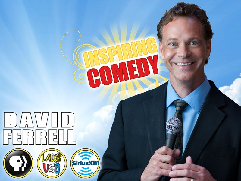 David Ferrell - 100% Clean and Funny - Clean Comedian - Hinesville, GA