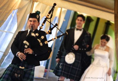 Bagpiper Joseph MacKenzie | Gainesville, FL | Celtic Bagpipes | Photo #1