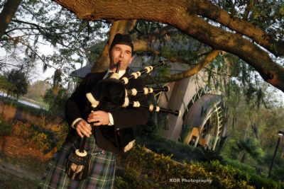 Bagpiper Joseph MacKenzie | Gainesville, FL | Celtic Bagpipes | Photo #3