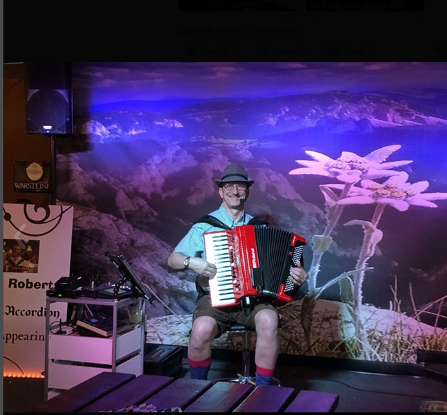 Larry Roberts Accordion and More - Accordion Player - Scottsdale, AZ