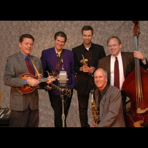 Sinclair Swing Band | Swing Cafe