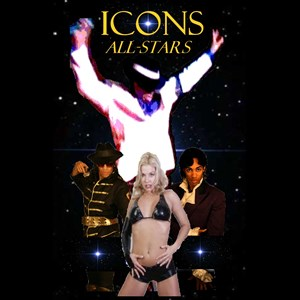 Pomona Top 40 Band | Icons Allstars Band and DJ