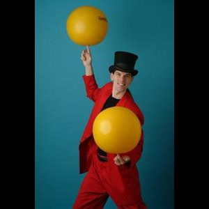 Ashfield Juggler | David Darwin-One Man Sideshow