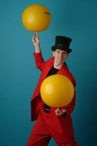 David Darwin-One Man Sideshow | Philadelphia, PA | Juggler | Photo #1