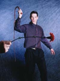 David Darwin-One Man Sideshow | Philadelphia, PA | Juggler | Photo #8