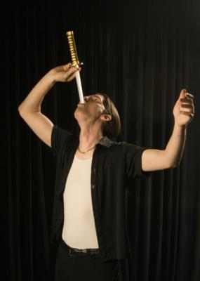 David Darwin-One Man Sideshow | Philadelphia, PA | Juggler | Photo #12