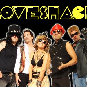 Peach Springs 80s Band | Loveshack