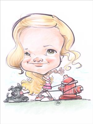 Kaman's Art Shoppes Inc. | Chagrin Falls, OH | Caricaturist | Photo #12