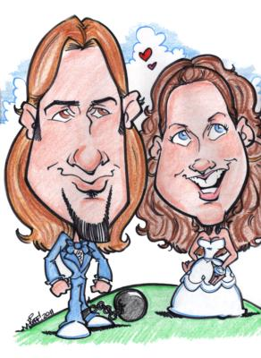 Kaman's Art Shoppes Inc. | Chagrin Falls, OH | Caricaturist | Photo #8