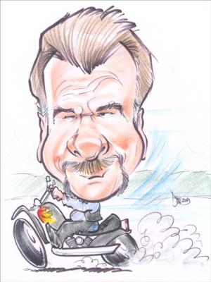 Kaman's Art Shoppes Inc. | Chagrin Falls, OH | Caricaturist | Photo #7