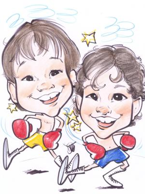 Kaman's Art Shoppes Inc. | Chagrin Falls, OH | Caricaturist | Photo #17