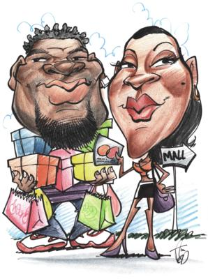 Kaman's Art Shoppes Inc. | Chagrin Falls, OH | Caricaturist | Photo #4