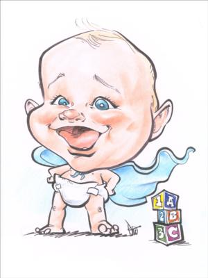 Kaman's Art Shoppes Inc. | Chagrin Falls, OH | Caricaturist | Photo #21