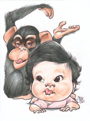 Kaman's Art Shoppes Inc. | Chagrin Falls, OH | Caricaturist | Photo #19