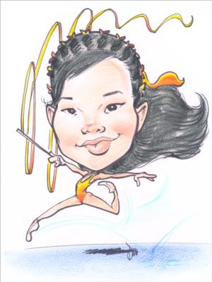 Kaman's Art Shoppes Inc. | Chagrin Falls, OH | Caricaturist | Photo #10