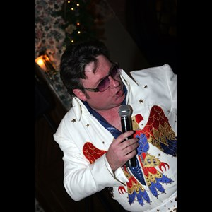 New London Elvis Impersonator | Jeff Jarvis Entertainment