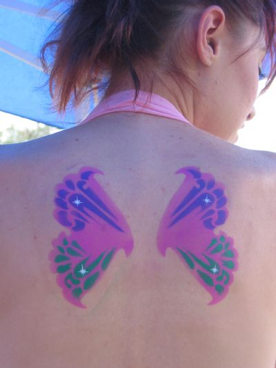 Full Spectrum Entertainment Co. | Dana Point, CA | Body Painting | Photo #8