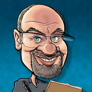 Lapeer Caricaturist | Digital & Traditional Caricatures by Robert Bauer