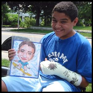 S. Liane Brown, Caricaturist | Hudson, NH | Caricaturist | Photo #17