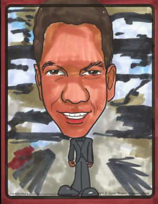 S. Liane Brown, Caricaturist | Hudson, NH | Caricaturist | Photo #15