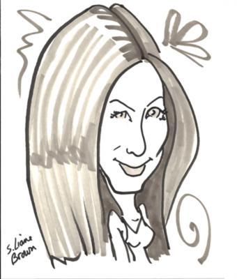 S. Liane Brown, Caricaturist | Hudson, NH | Caricaturist | Photo #22