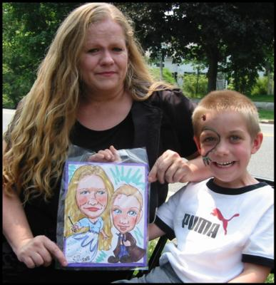 S. Liane Brown, Caricaturist | Hudson, NH | Caricaturist | Photo #4