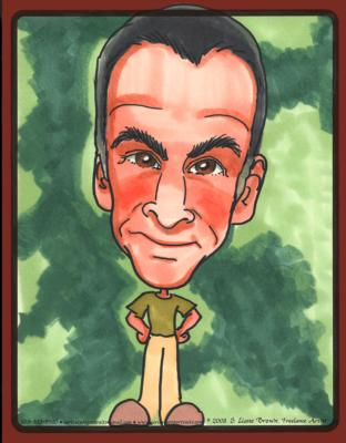 S. Liane Brown, Caricaturist | Hudson, NH | Caricaturist | Photo #10
