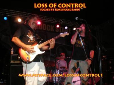 Loss Of Control | Oceanside, CA | Cover Band | Photo #1
