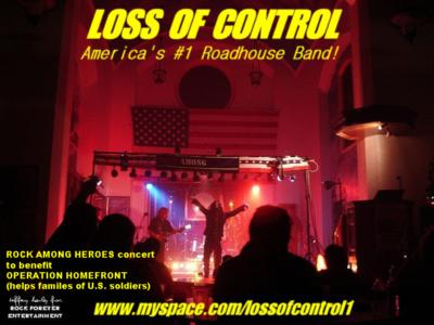 Loss Of Control | Oceanside, CA | Cover Band | Photo #7