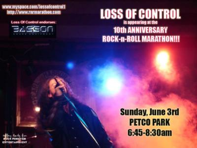 Loss Of Control | Oceanside, CA | Cover Band | Photo #2