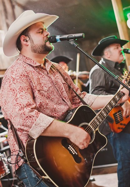 Clint Taft & the Buck Wild Band - Country Band - Seguin, TX
