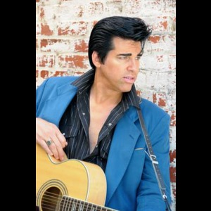 Knoxville Tribute Singer | YOUNG Elvis - Harold Schulz