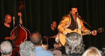 YOUNG Elvis - Harold Schulz | Marietta, GA | Elvis Impersonator | Photo #15