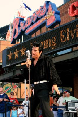 YOUNG Elvis - Harold Schulz | Marietta, GA | Elvis Impersonator | Photo #25