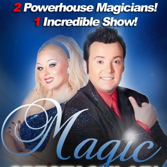 Steven and Cassandra Best - Magician - Pigeon Forge, TN