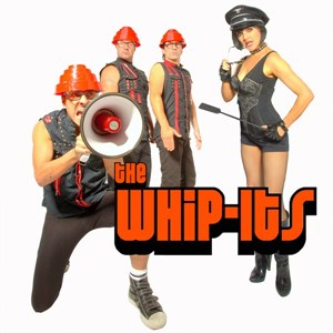 Santa Clara 80s Band | The Whip Its