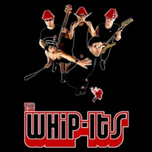 Mina 80s Band | The Whip Its