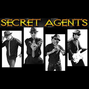 Santa Clara 60s Band | Secret Agents