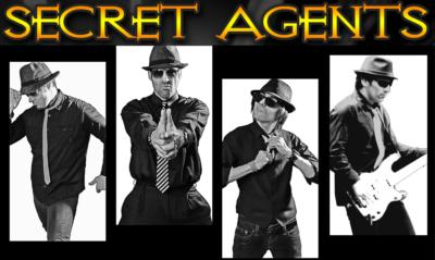 Secret Agents | Las Vegas, NV | Cover Band | Photo #1