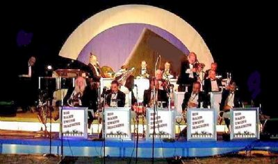Big Band Swing Machine | New City, NY | Swing Band | Photo #1